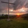 :: Zachód słońca, okolice Le<br />ska.