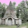 Tajemnicza piramida koło <br />Banie Mazurskie, dokładni<br />e Rapa