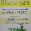Zapraszamy na występ teat<br />ru Krak-Art z Krakowa