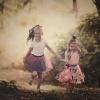Fajowe siostrzyczki Ola i<br /> Wiktoria:)