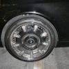 felgi z kryształków Swaro<br />vskiego w Monte Carlo uni<br />katowy Rolls-Royce
