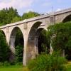Zabytkowe mosty kolejowe <br />w Stańczykach.