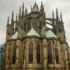 Praga, Hradczany,katedra <br />św. Vita, Wacława i Wojci<br />echa