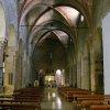 Padova, Chiesa Santa Sofi<br />a – interno, 14.08.2009. :: Budowla sakralna, wzniesi<br />ona na miejscu późnoantyc<br />znych poprzedniczek z III<br /> i IV w. jest jednym z
