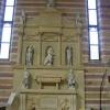 Bartolomeo Ammanati, Monu<br />mento funebre di Marco Ma<br />ntova Benavides, 1544, Ch<br />iesa degli Eremitani (San<br />ti Giacomo e Filippo ), P<br />adova, 14.08.2009. :: Marco Mantova Benavides (<br />1489-1582), w wersji zlat<br />ynizowanej Marcus Mantua <br />Benavidius lub Marcus Man