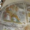 Padova, Chiesa degli Erem<br />itani (Santi Filippo e Gi<br />acomo), Affreschi nella C<br />appella Ovetari, 14.08.20<br />09.