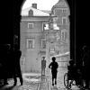 Kraków street photo... de<br />szczowo
