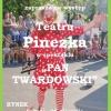 Zapraszamy na występ teat<br />ru ulicznego &quot;Pinezk<br />a&quot;