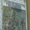 Andrea Mantegna, Martirio<br /> di San Giacomo, 1453-145<br />7, affresco nella Cappell<br />a Ovetari, Chiesa degli E<br />remitani, Padova, 14.08.2<br />009.