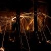ognisty pająk ::