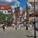 Spacer po Legnicy 2 :: Ulica Najświętszej Marii <br />Panny z widokiem na Kości<br />ół Marii Panny (ewangelic<br />ko-augsburski)