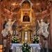 Łaskami  słynący  obraz  Matki  Bożej  Pokornej  (Rudzkiej).  Według dawnej tradycji, obraz Matki Boskiej Rudzkiej pochodzi z początku XIII wieku.