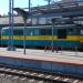 060DA-149 :: 060DA-149 z transportem c<br />ystern mija stację Tarnów<br /> jadąc w stronę Rzeszowa.