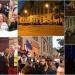 Gdańsk,protest przeciwko <br />zmianom w sądownictwie . ::   Kilka tysięcy osób zebr<br />ało się o godz. 21 pod bu<br />dynkami trójmiejskich sąd<br />ów w ramach ogóln