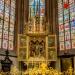 Praga, Hradczany, katedra św. Vita, Wacława i Wojciecha
