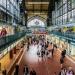 Dworzec kolejowy w Hamburgu