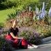 Kraków street photo... w <br />ogrodzie  :: Wspaniałego tygodnia Wam <br />życzę :)
