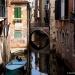 Wenecja :: Wenecja Jeden z bocznych <br />kanałów które mijałem idą<br />c w kierunku Piazza le Ro<br />ma