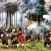 atak Szwedów... Zamek Tenczyn